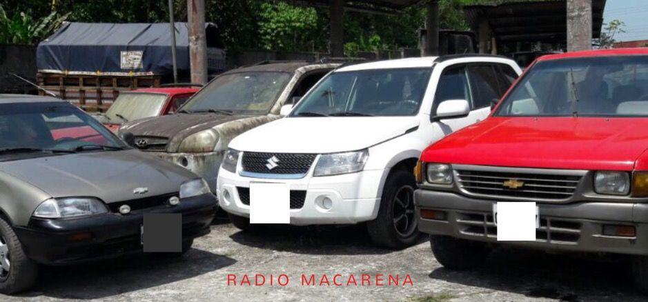 Photo of Recuperan un carro en operativo 'anticachinería'