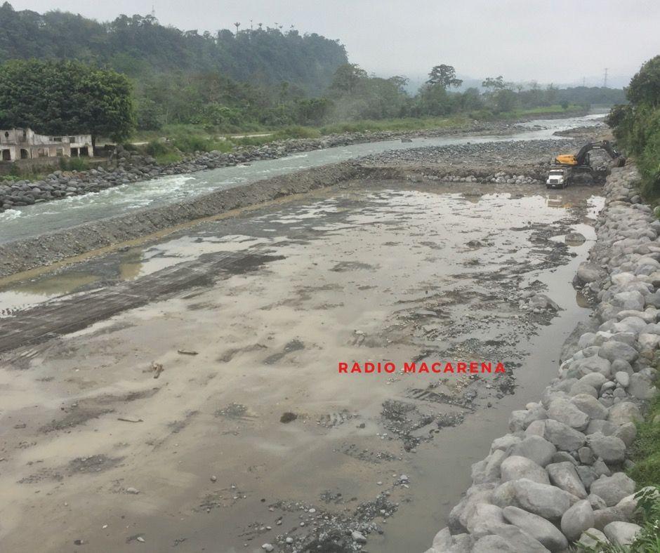 Photo of Actividades mineras en el río Toachi