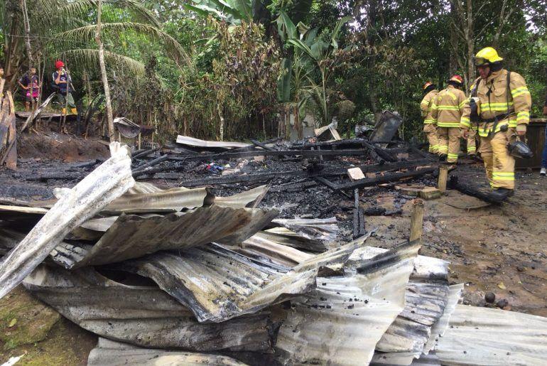 Inusual caso de violencia en Rocas de Santo Domingo