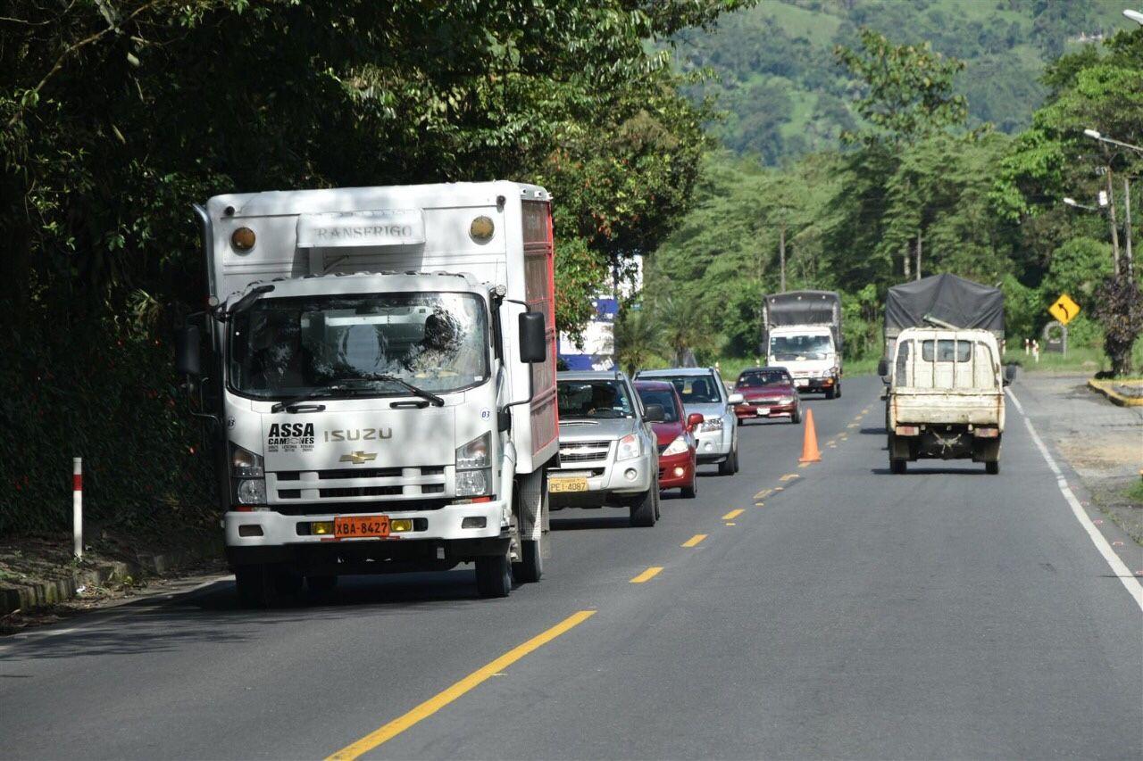 Photo of Mtop da visto bueno para ampliar vía Alóag – Santo Domingo