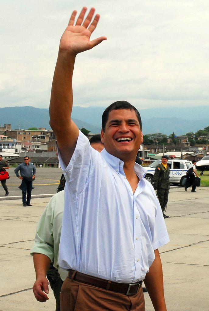 Photo of Rafael Correa queda judicialmente vinculado al caso Balda