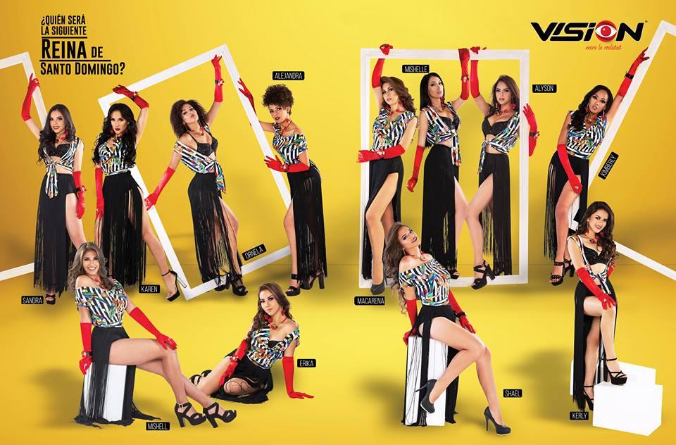 Photo of 12 candidatas, una corona