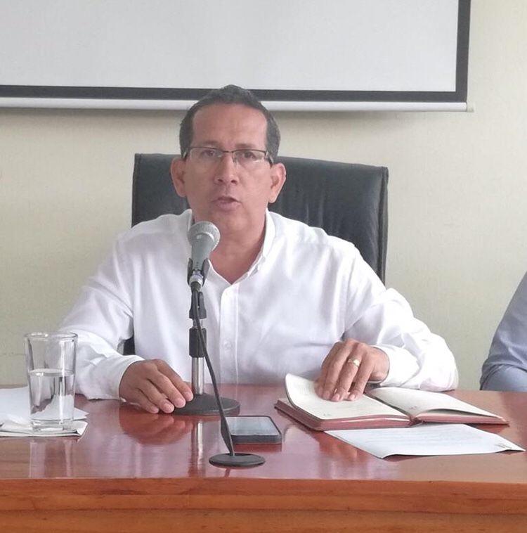 Photo of Prefecto Benítez no descarta ser candidato a la alcaldía