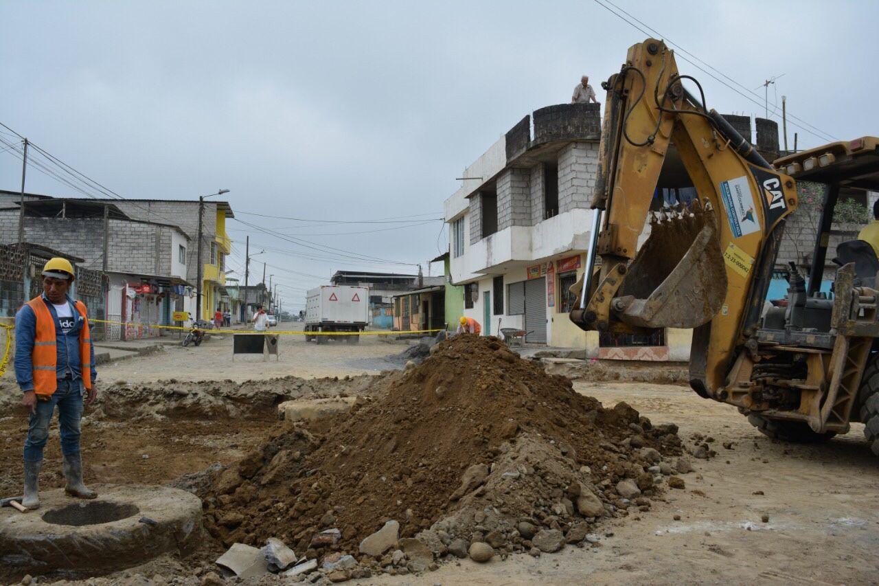Photo of Avenida Los Quinches con 20% de avance