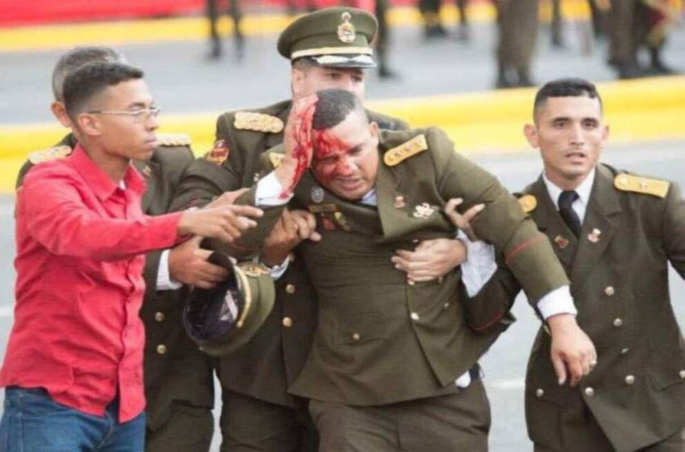 Photo of Gobierno venezolano confirma atentado contra Maduro