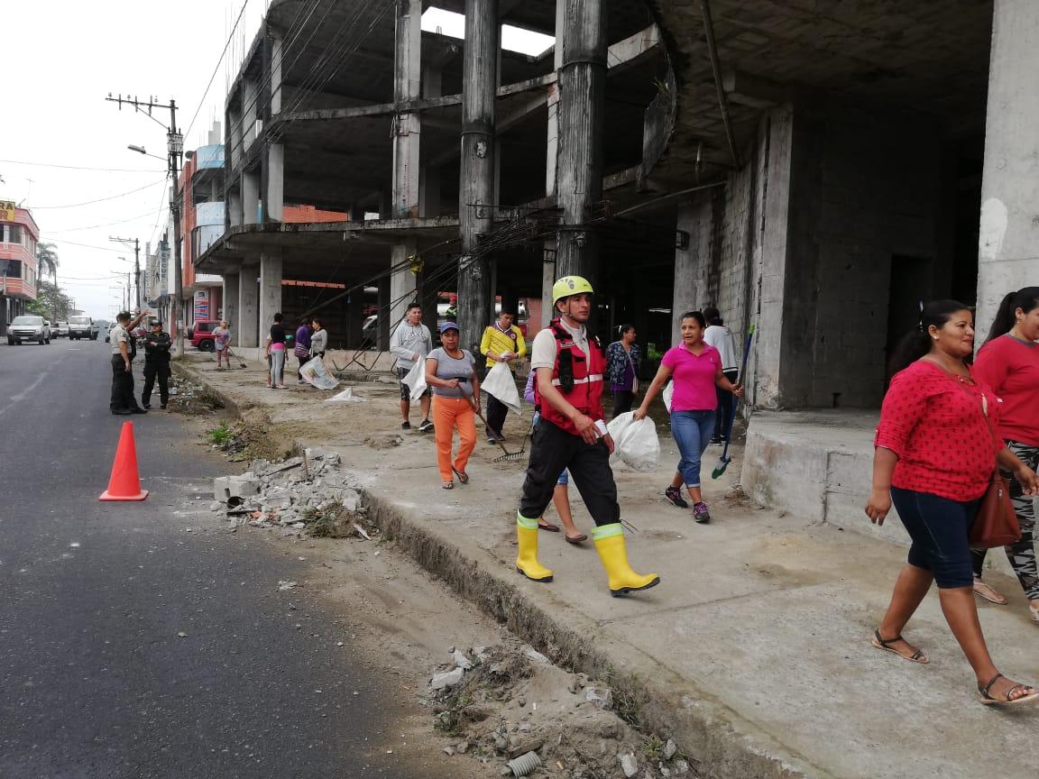 Photo of Delincuencia e insalubridad por edificio abandonado