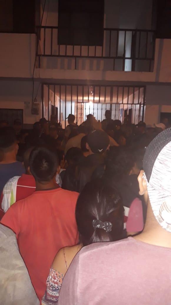 Photo of Populacho se levantó en Alluriquín contra acosadores de niña