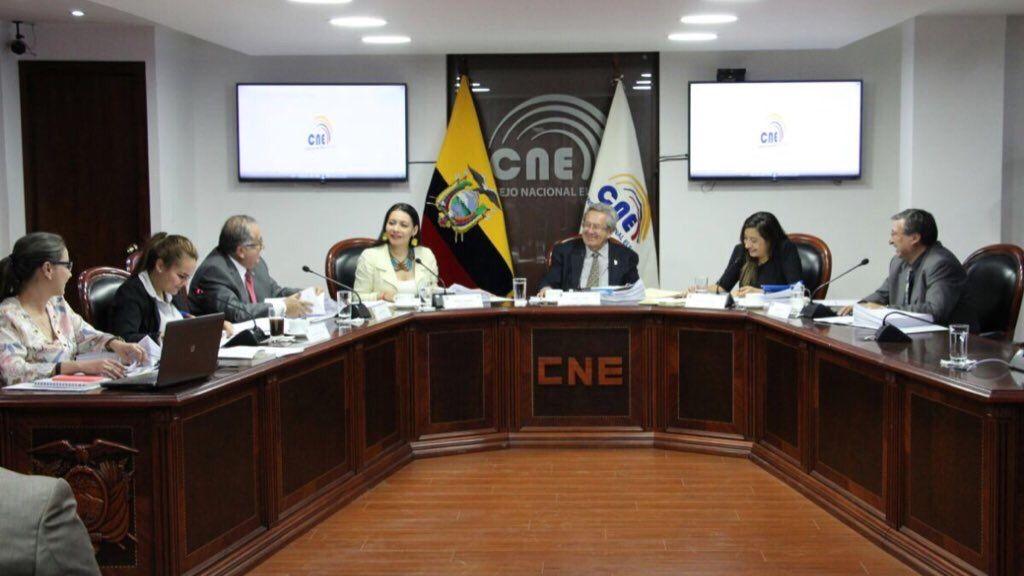 Photo of CNE habilita a nuevas organizaciones políticas
