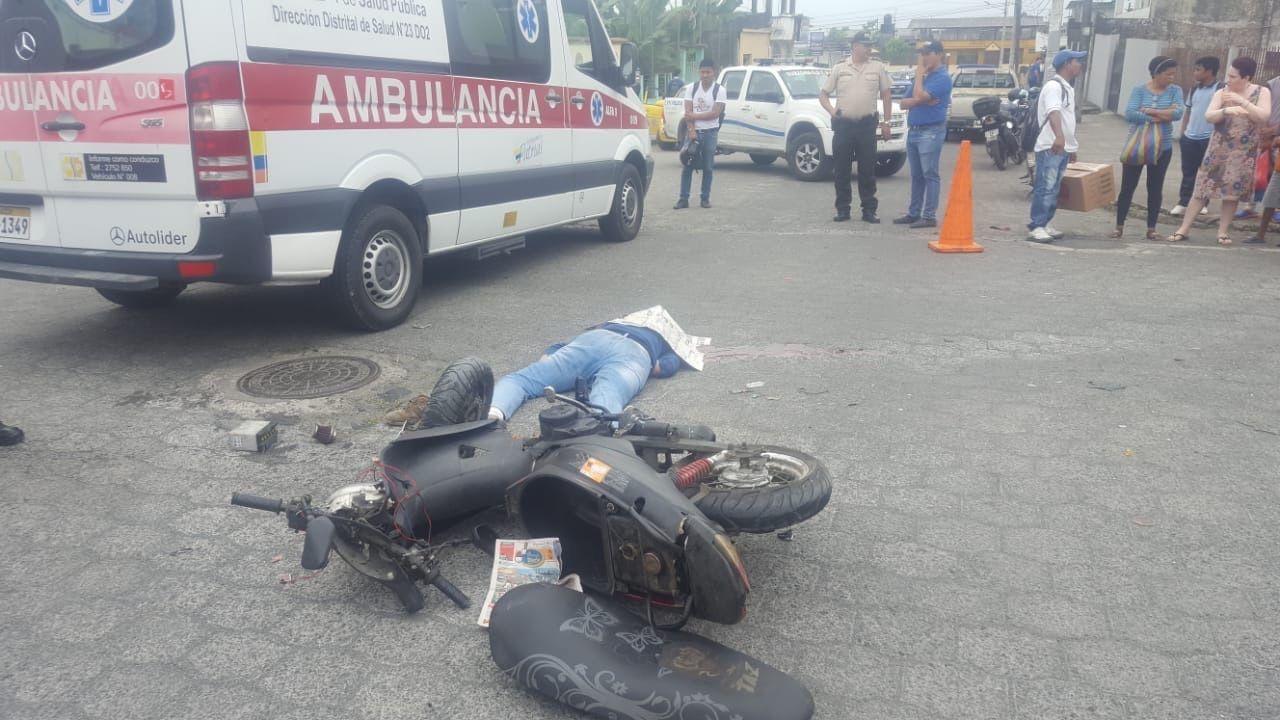 Photo of Hombre muere en accidente