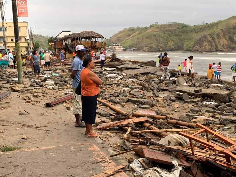 Photo of El Inocar emite alerta de aguaje máximo del 23 al 26 de diciembre del 2018