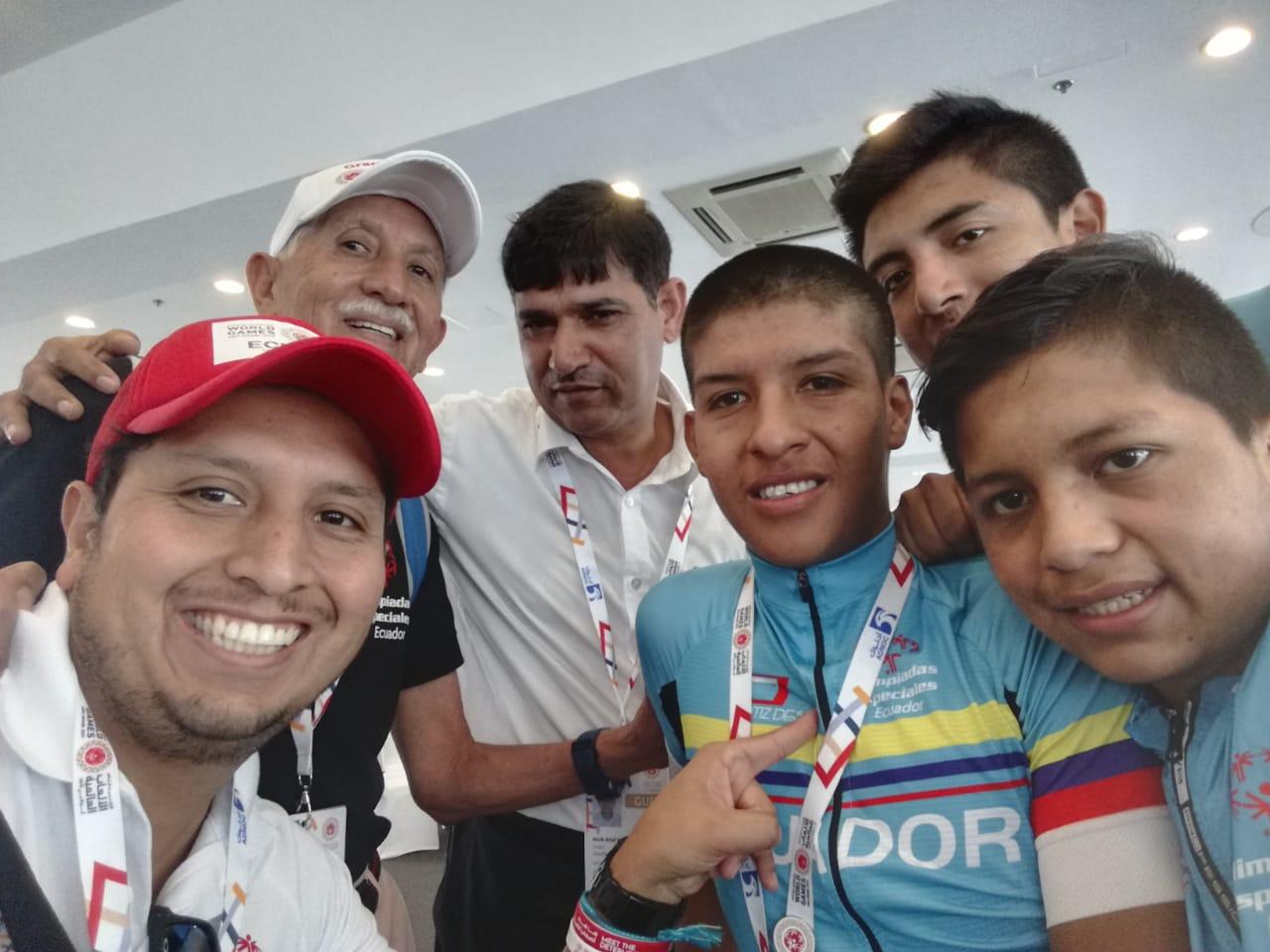 Photo of David Arellano ganó la primera medalla de oro