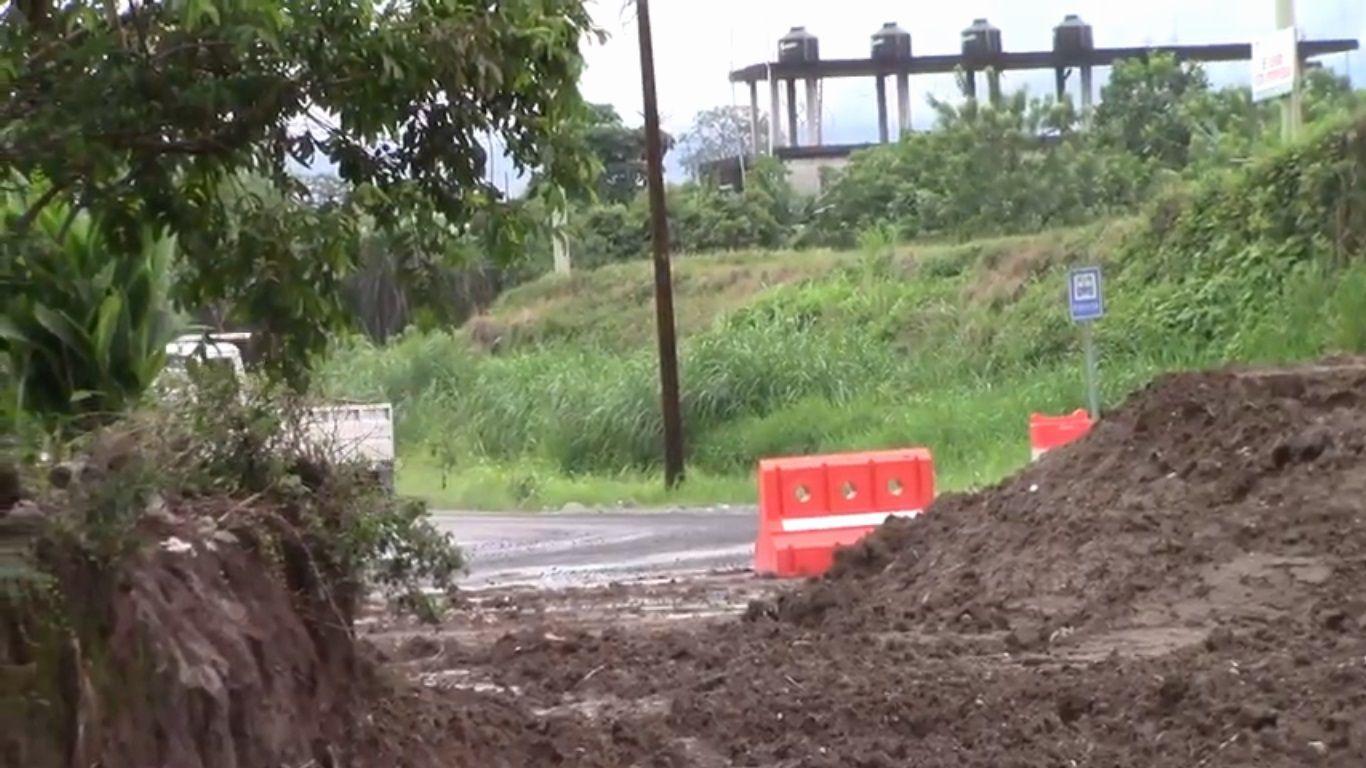 Photo of Colocan tubería provisional para arreglar el By – Pass