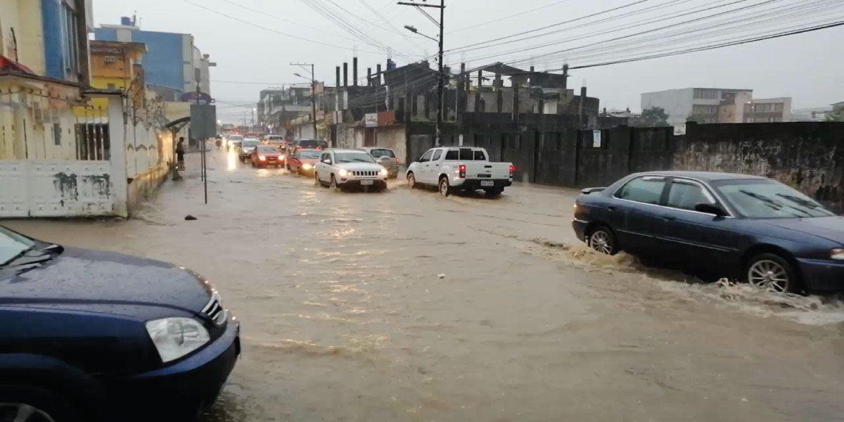 Photo of Inundaciones en la Coop. 9 de Diciembre