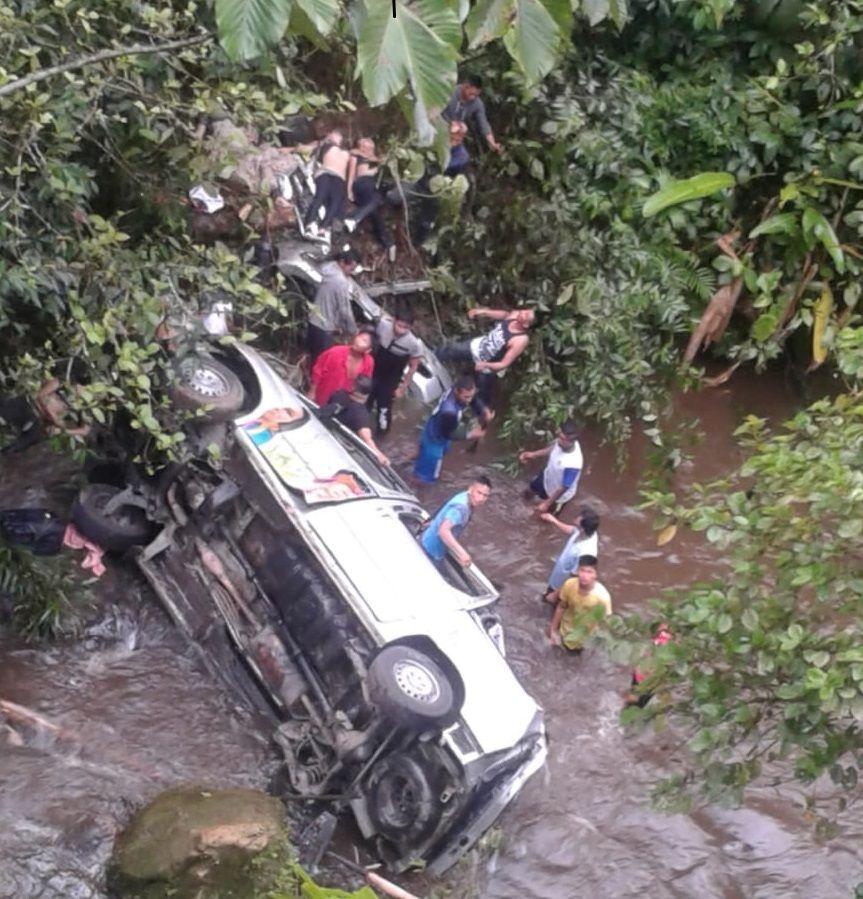 Photo of 6 danzantes mueren en accidente de tránsito