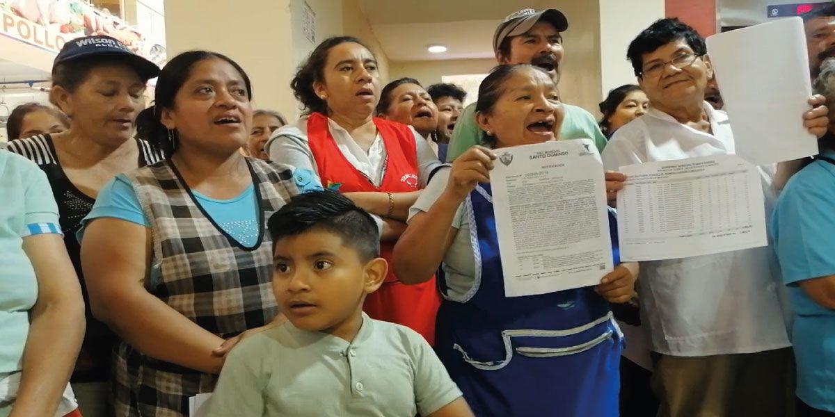 Photo of Comerciantes del Mercado Municipal se declaran en rebeldía