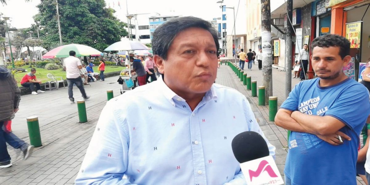 Photo of Erazo criticó obras de la actual Administración