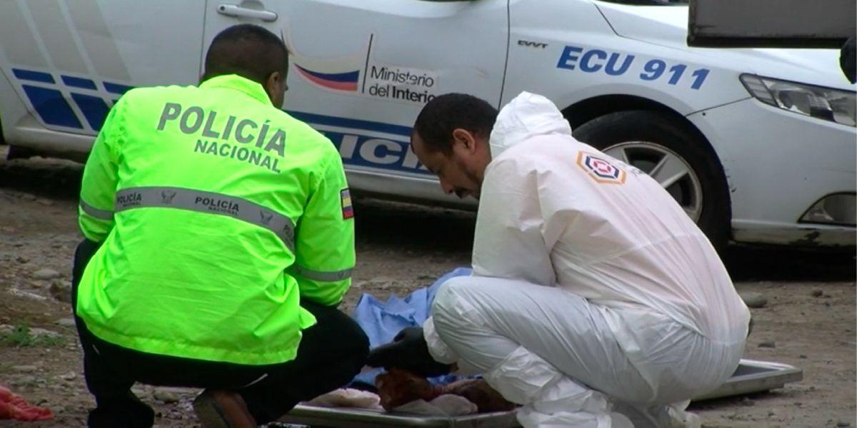 Photo of Un hombre fue asesinado en la Coop. Santa Martha