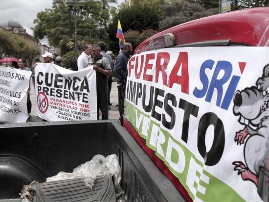 Photo of Asamblea deroga el impuesto verde