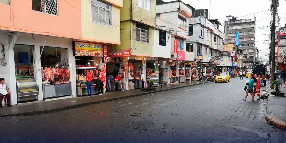 Photo of Reubicación de comerciantes que expenden en triciclos