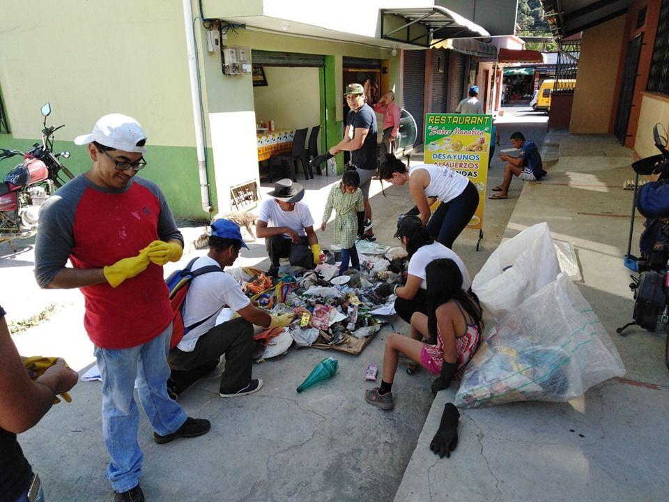 Photo of Limpiezas en Alluriquín para descontaminar la parroquia