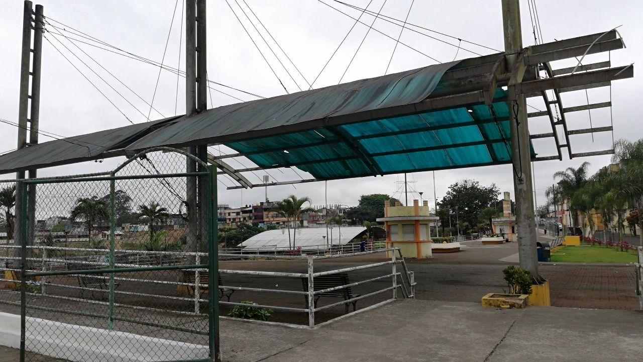 Photo of Solicitan arreglo de Parque Bombolí
