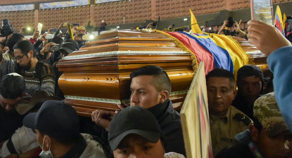 Photo of Defensor del Pueblo indica que sube a 10 el número de personas fallecidas en protestas