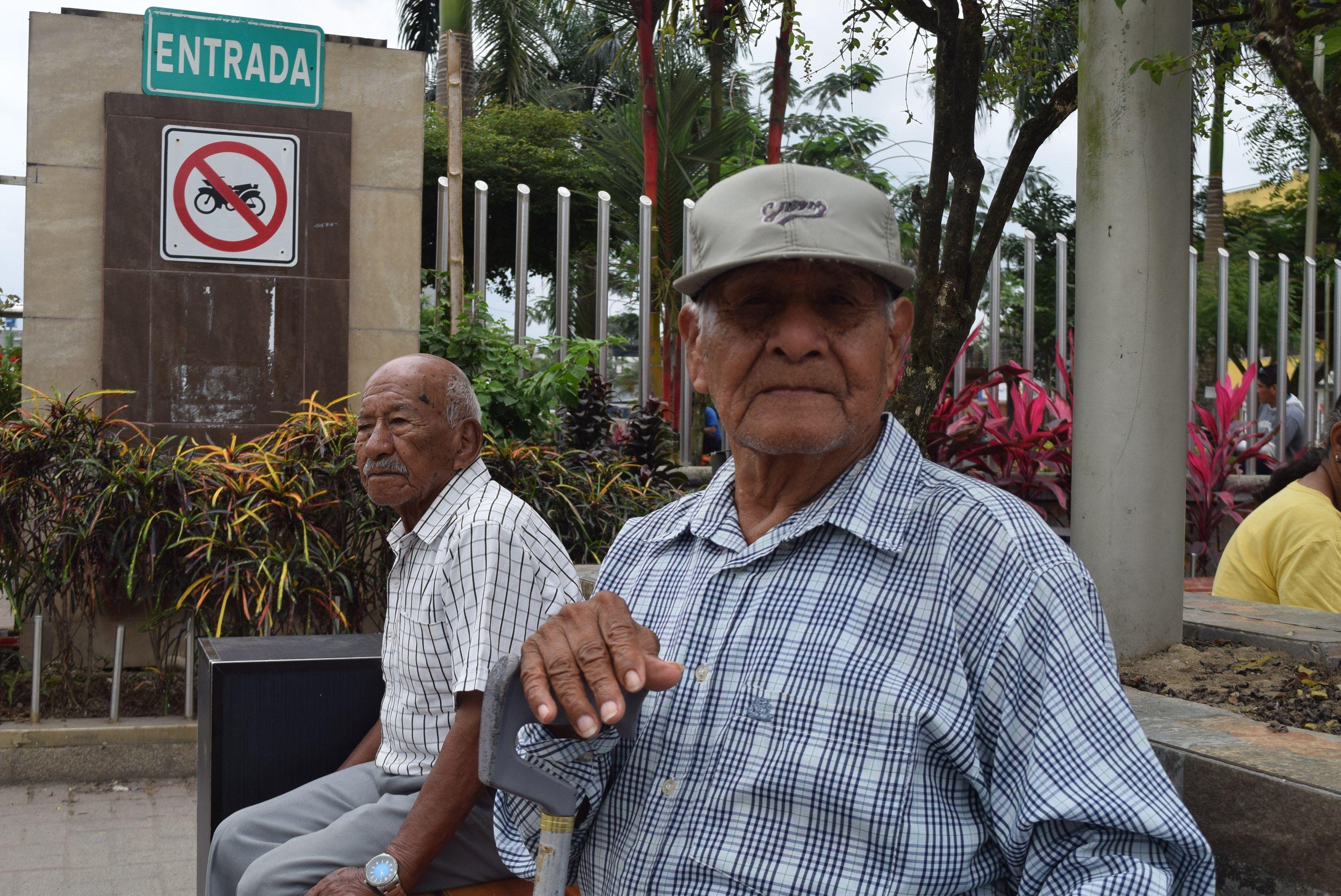 """Photo of """"Llegamos a La Concordia cuando solo habían bananeras"""""""