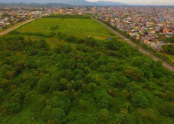 Photo of Contribución en impuesto predial para comprar terrenos de parque