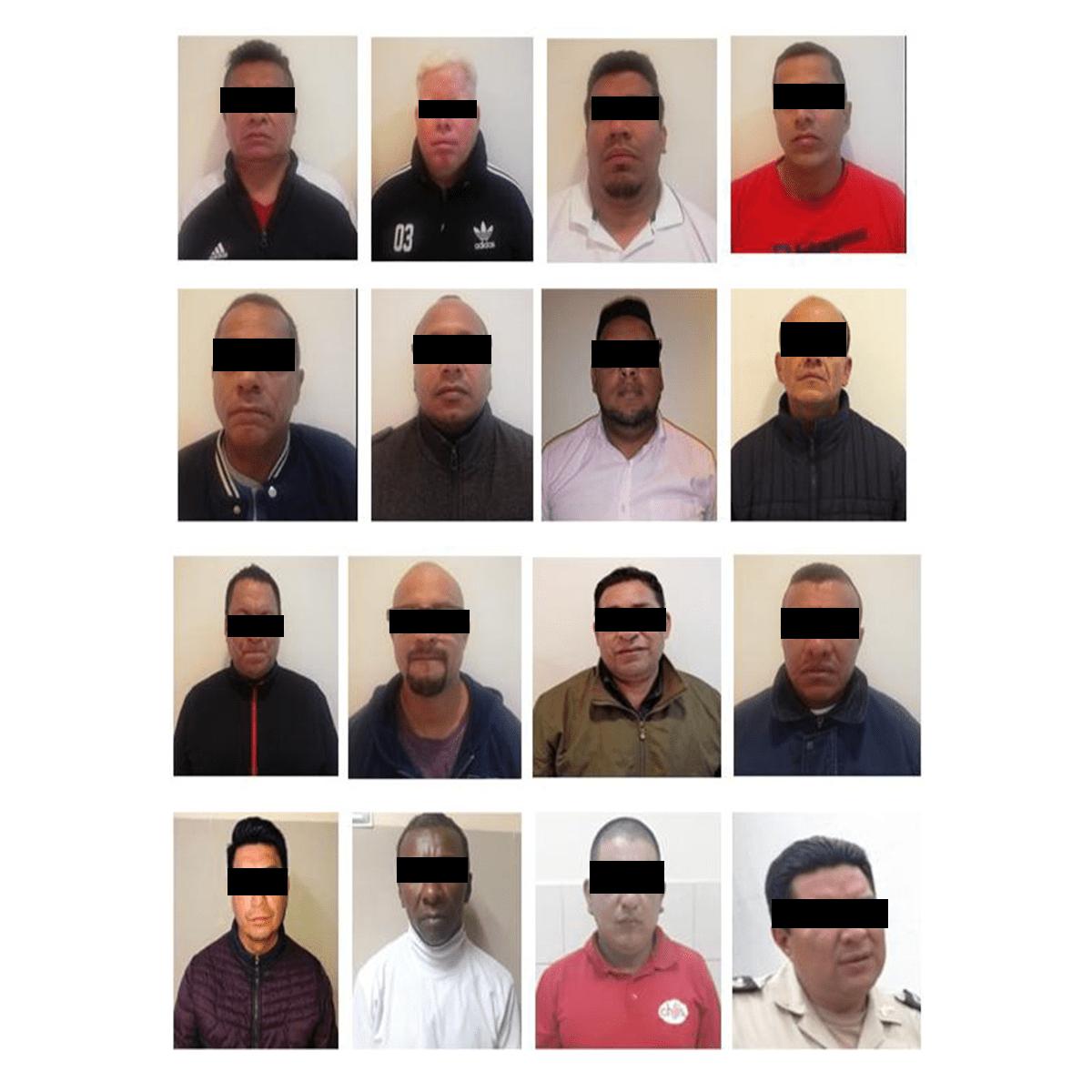 Photo of Policías, militar y funcionarios de fiscalía investigados por vínculo a presunta banda