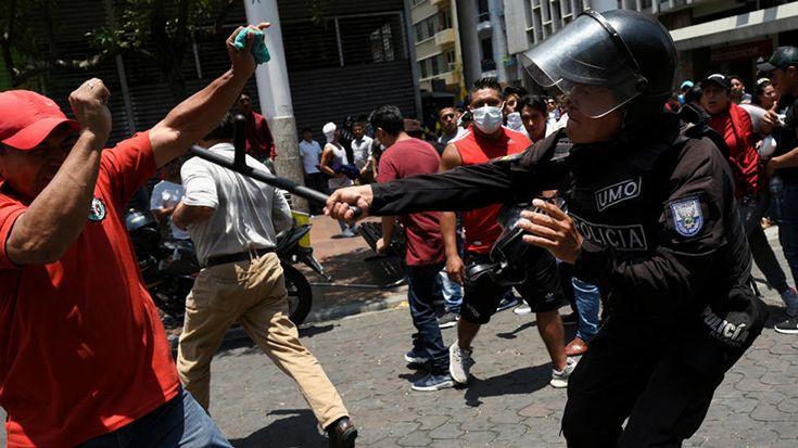 Photo of ONU indica que hubo uso desproporciando de fuerza en protestas de octubre