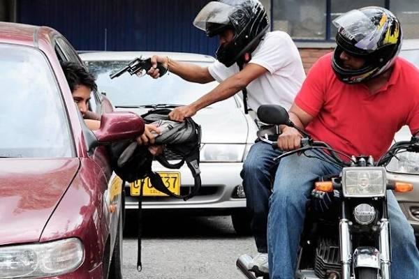 Photo of 365 delitos cometidos en moto se registraron en 8 meses