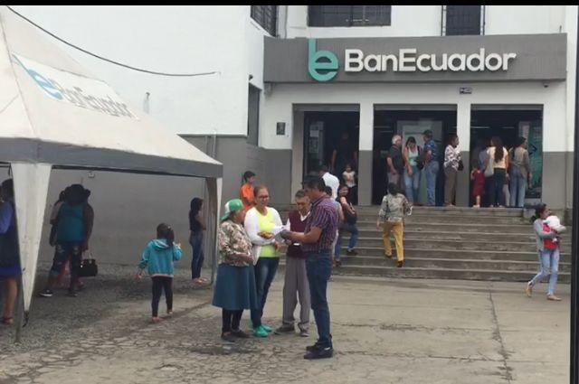 Photo of BanEcuador ampliará su agencia Santo Domingo