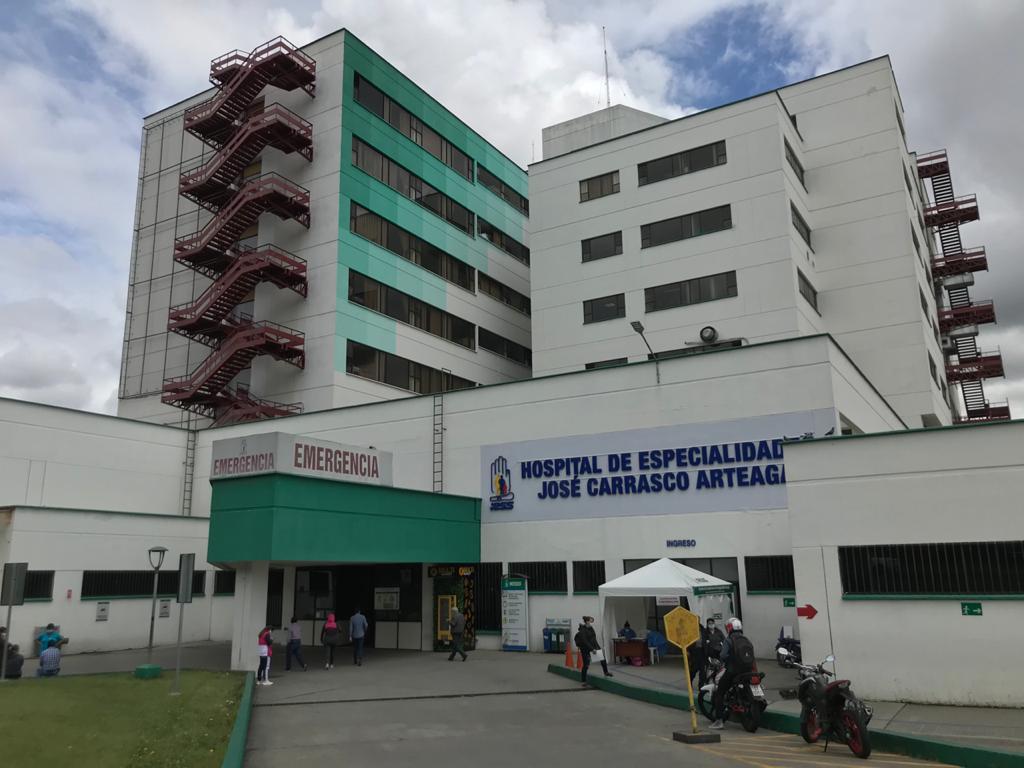 Photo of Paciente de coronavirus recibe el alta en Cuenca
