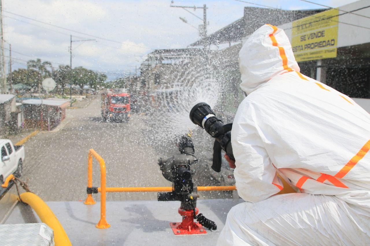 Photo of 20 puntos sospechosos tiene Santo Domingo por COVID 19