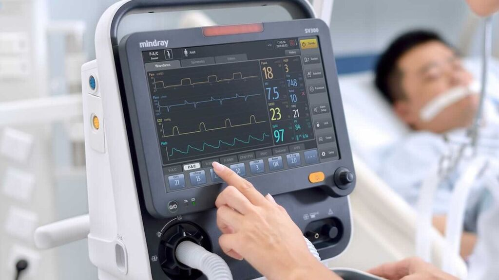 Photo of Clínicas privadas ofrecen respiradores para atender a pacientes de COVID-19