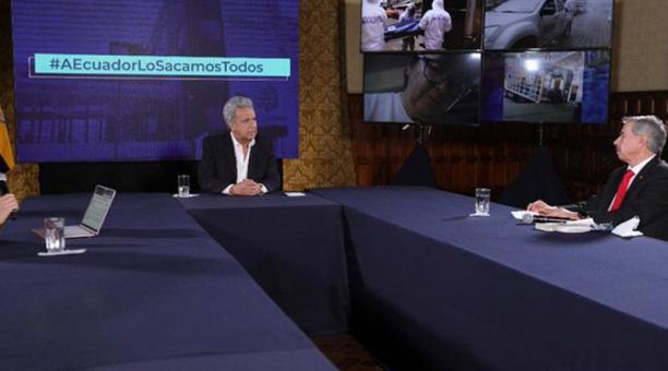 Photo of Cancillería aceptó renuncia de Irina Moreno, hija del presidente Lenín Moreno