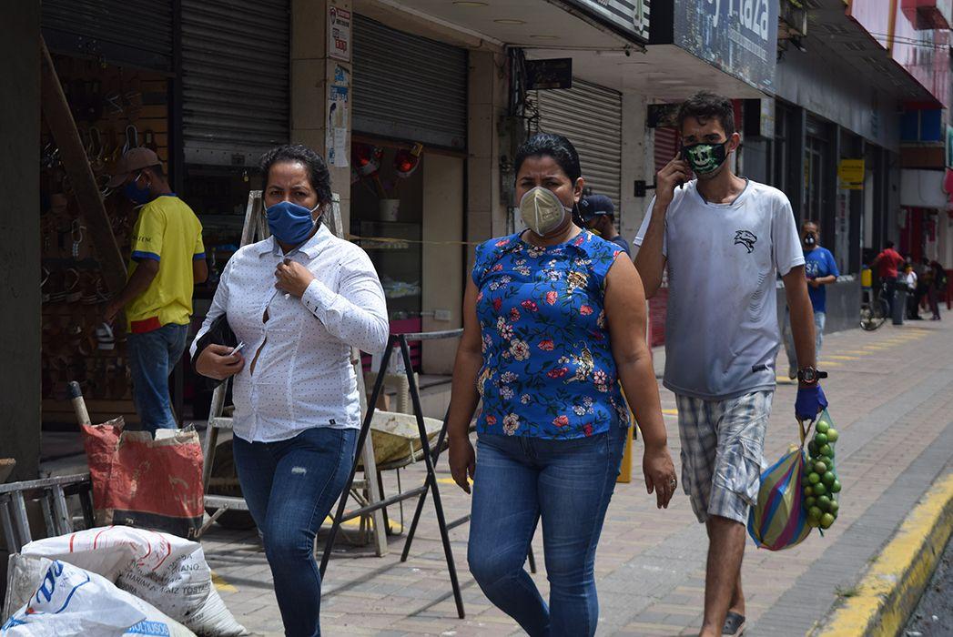 Photo of Santo Domingo de los Tsáchilas incrementó 103 casos en 24 horas