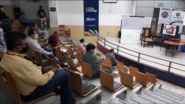 Photo of COE Cantonal analiza sectorizar semáforo debido al aumento de contagios
