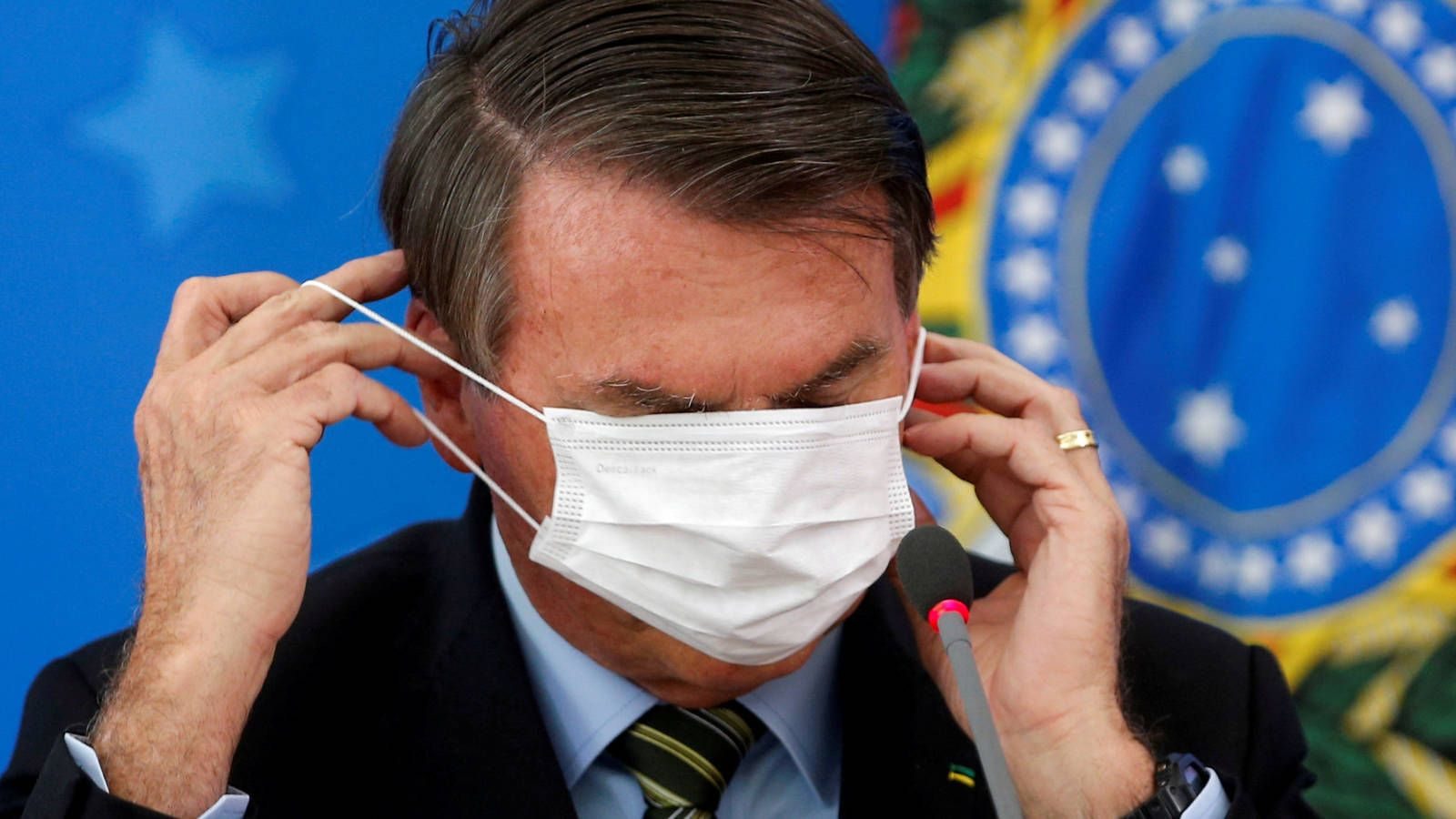 Photo of Jair Bolsonaro, presidente de Brasil, dio positivo a COVID-19