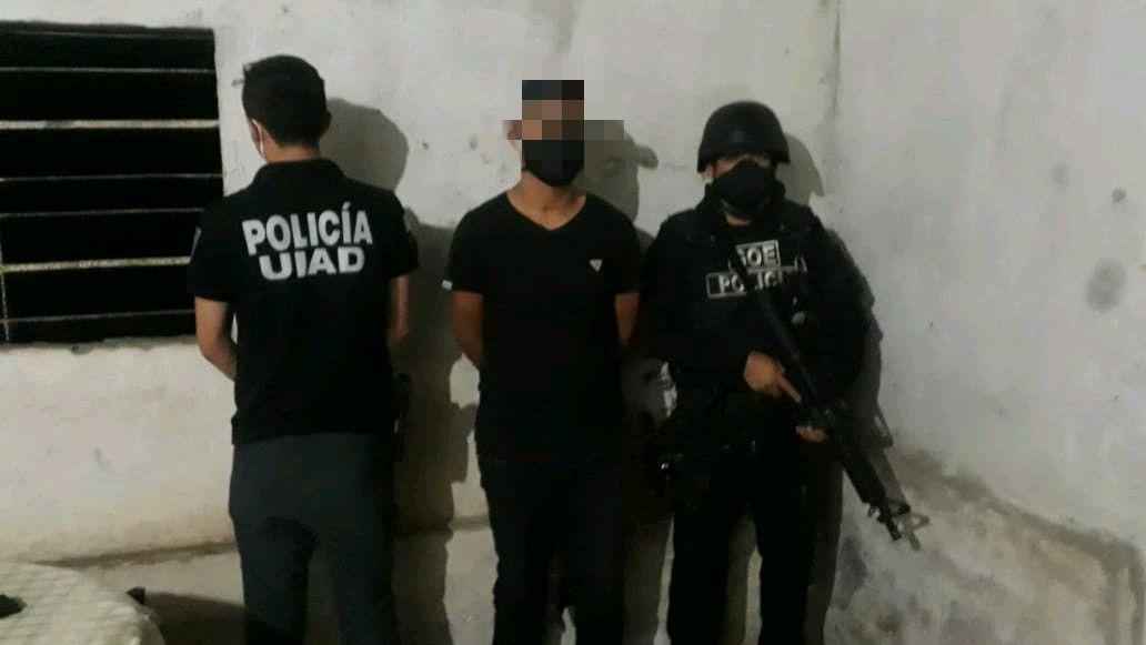 Photo of Aprehendido por tenencia y portar armas