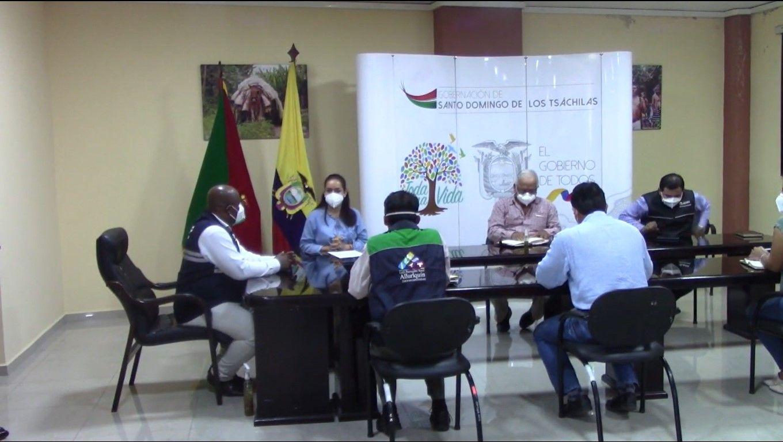 Photo of Convenios entre MIES y parroquias en vilo por falta de dinero
