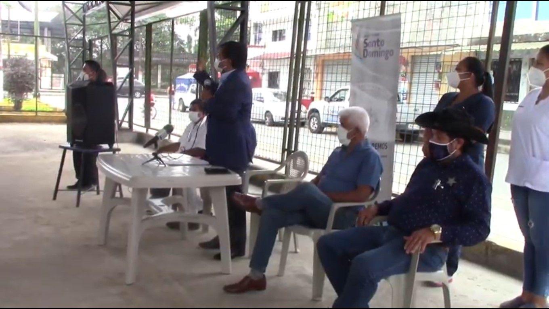 Photo of Obras de cogestión iniciaron en Julio Moreno Espinosa