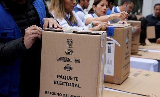 CNE convocó a elecciones 2021