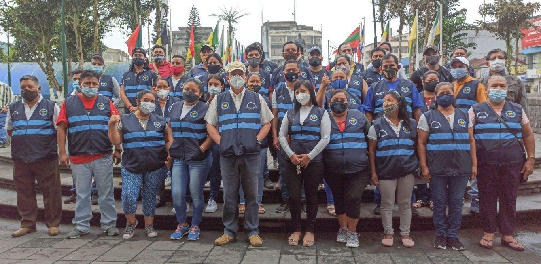 Photo of Comerciantes conforman brigada de seguridad
