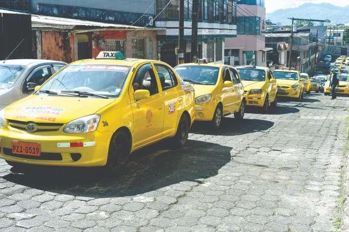 Photo of No hay cupo para más taxis en Santo Domingo