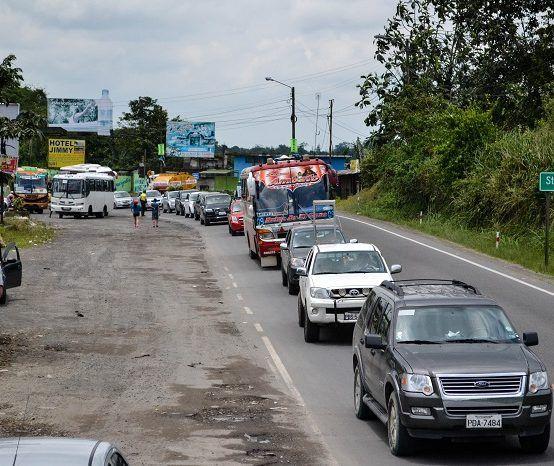 Se ampliará vía Alóag – Santo Domingo