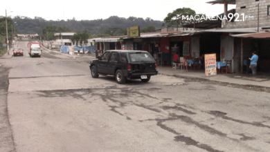 Photo of Proceso de mantenimiento de vía Las Mercedes presentó irregularidad
