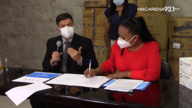 Photo of Gobernación entregó insumos de bioseguridad al MSP