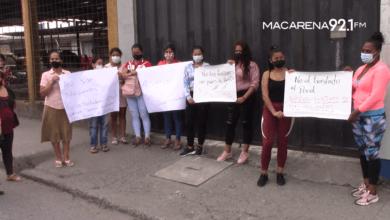 Photo of Familiares de detenidos protestan por traslados de CDP a la cárcel